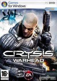 Portada oficial de Crysis Warhead para PC