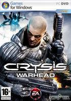 Portada oficial de de Crysis Warhead para PC