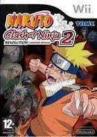 Portada oficial de de Naruto: Clash of Ninja Revolution 2 para Wii