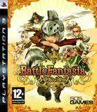 Portada oficial de de Battle Fantasia para PS3