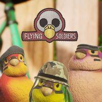 Portada oficial de Flying Soldiers para PS4
