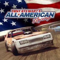 Portada oficial de Tony Stewart's All-American Racing para PS4
