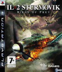 Portada oficial de IL-2 Sturmovik: Birds of Prey para PS3