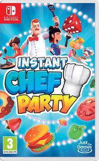 Portada oficial de INSTANT Chef Party para Switch
