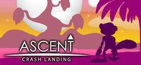 Portada oficial de ASCENT: Crash Landing para PC