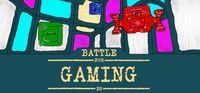 Portada oficial de Battle for Gaming para PC
