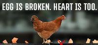 Portada oficial de egg is broken. heart is too. para PC
