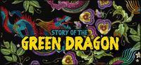 Portada oficial de Story of the Green Dragon para PC