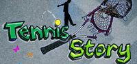 Portada oficial de Tennis Story para PC