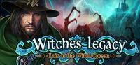 Portada oficial de Witches' Legacy: Lair of the Witch Queen Collector's Edition para PC