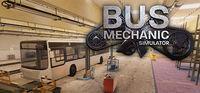 Portada oficial de Bus Mechanic Simulator para PC