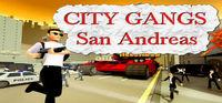 Portada oficial de City Gangs San Andreas para PC