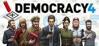Portada oficial de Democracy 4 para PC