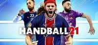 Portada oficial de Handball 21 para PC