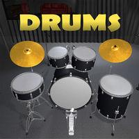 Portada oficial de Drums para Switch