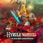 Portada oficial de de Hyrule Warriors: La era del cataclismo para Switch