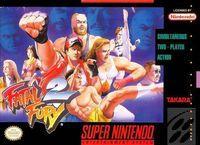 Portada oficial de Fatal Fury 2 CV para Wii