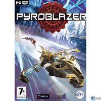 Portada oficial de PyroBlazer para PC