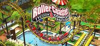 Portada oficial de RollerCoaster Tycoon 3: Complete Edition para PC
