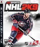 Portada oficial de de NHL 2K9 para PS3
