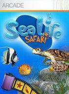 Portada oficial de de Sea Life Safari para Xbox 360