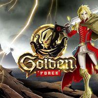 Portada oficial de Golden Force para PS4