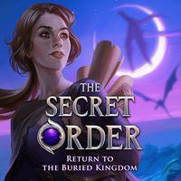 Portada oficial de The Secret Order: Return to the Buried Kingdom para Switch