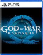 Portada oficial de de God of War: Ragnarok para PS5