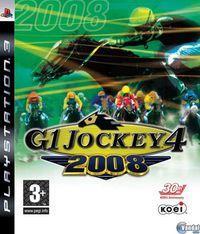 Portada oficial de G1 Jockey 4 2008 para PS3