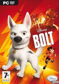 Portada oficial de Bolt para PC