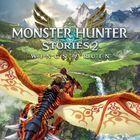 Portada oficial de de Monster Hunter Stories 2: Wings of Ruin para Switch