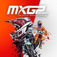 Portada oficial de MXGP 2020 para PS4