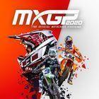 Portada oficial de de MXGP 2020 para PS4