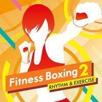 Portada oficial de Fitness Boxing 2: Rhythm & Exercise para Switch