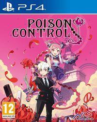 Portada oficial de Poison Control para PS4