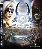 Portada oficial de de Sacred 2: Fallen Angel para PS3