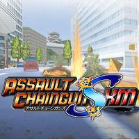 Portada oficial de Assault ChaingunS KM para Switch