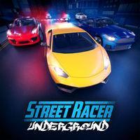 Portada oficial de Street Racer Underground para Switch