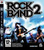 Portada oficial de de Rock Band 2 para PS3