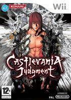 Portada oficial de de Castlevania: Judgement para Wii