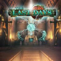 Portada oficial de The Last Days para Switch