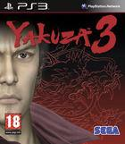 Portada oficial de de Yakuza 3 para PS3