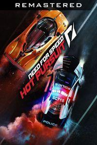 Portada oficial de Need for Speed: Hot Pursuit Remastered para Xbox One