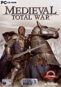 Portada oficial de Medieval: Total War para PC