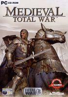 Portada oficial de de Medieval: Total War para PC