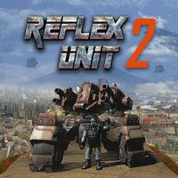 Portada oficial de Reflex Unit 2 para Switch
