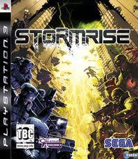 Portada oficial de Stormrise para PS3