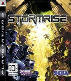 Portada oficial de de Stormrise para PS3