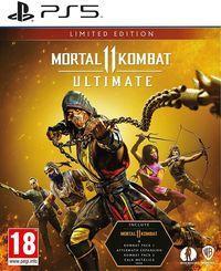 Portada oficial de Mortal Kombat 11 Ultimate para PS5