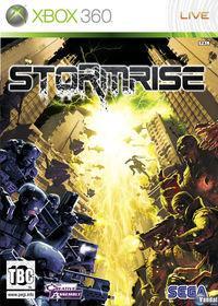 Portada oficial de Stormrise para Xbox 360